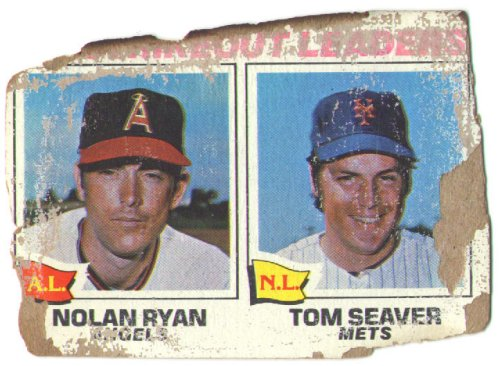 1977 Topps - League Leaders
