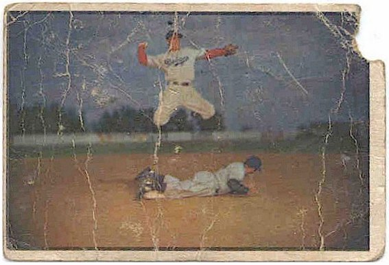 1953 Bowman Color - Pee Wee Reese