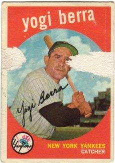 1959 Topps - Yogi Berra