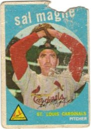1959 Topps - Sal Maglie