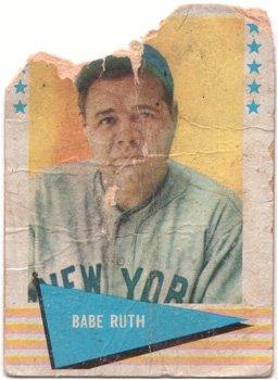1961 Fleer - Babe Ruth
