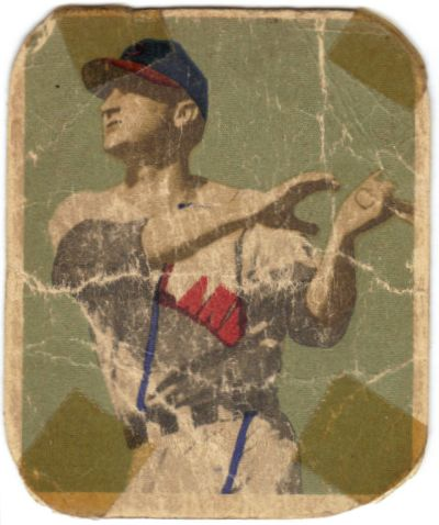 1949 Bowman Tipton in Tipton Mint