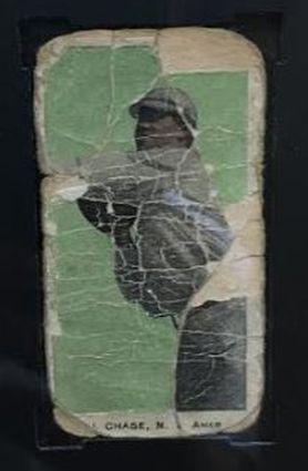 1910 E98 Hal Chase